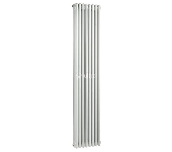 Premier Colosseum Triple Column 381 x 1800mm White Radiator - HX312