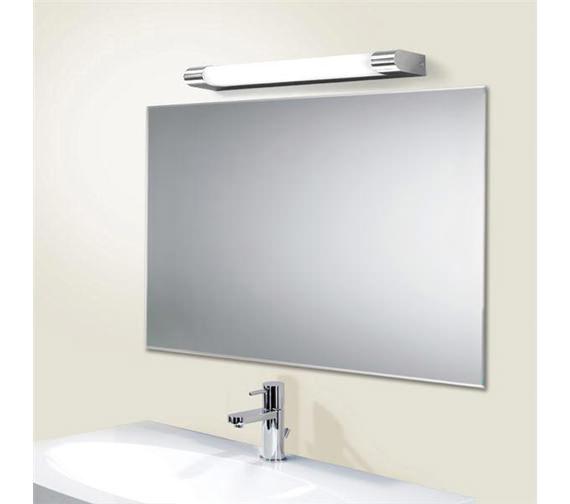 Alternate image of HIB Skylite 500mm LED Strip Light Chrome - 23300
