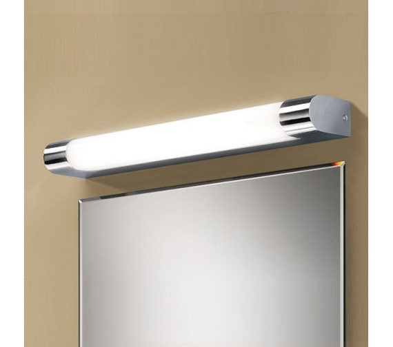 Additional image of HIB Skylite 500mm LED Strip Light Chrome - 23300