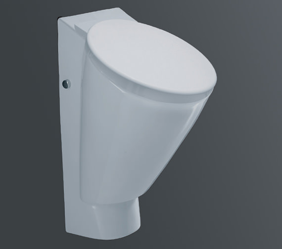 RAK Shino 325 x 385 x 530mm Urinal Bowl - SHIURI