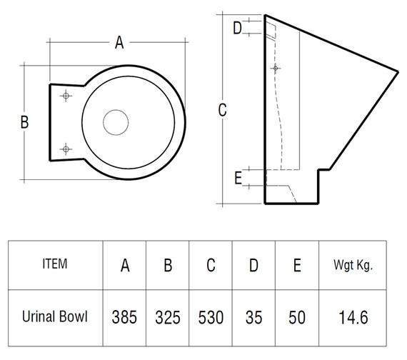 Technical drawing QS-V10058 / SHIURI