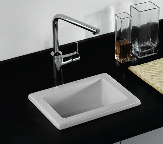 RAK Gourmet 360 x 280 x 152mm Laboratory Sink 1