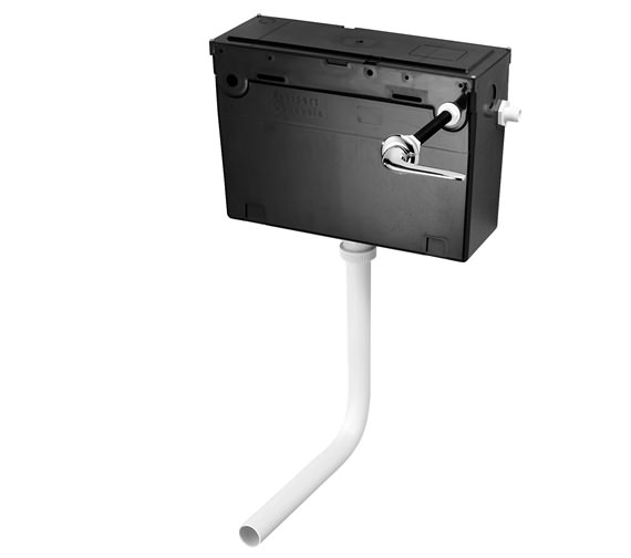 Armitage Shanks Conceala-2 Low Level Lever Type Concealed Cistern