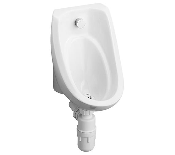 Armitage Shanks Sandringham Easy To Clean Wall Mounted Urinal Bowl - S610301