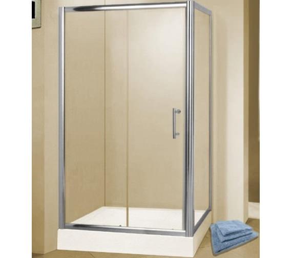 Chrome 1200 x 900 slider door shower bryunzeel 1200 900 for 1200 slider shower door