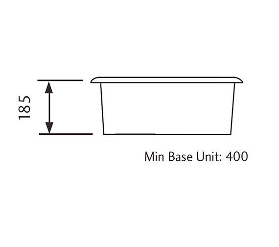 Technical drawing QS-V11065 / QUB34/