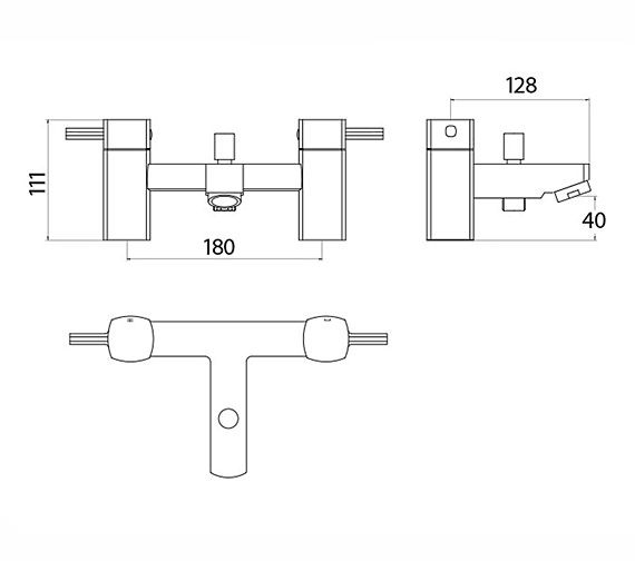 Technical drawing QS-V12238 / BEO-1901