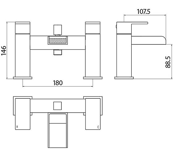 Technical drawing QS-V12240 / BEO-1903