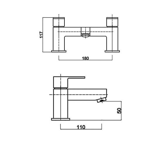 Technical drawing QS-V13081 / BEO-1724