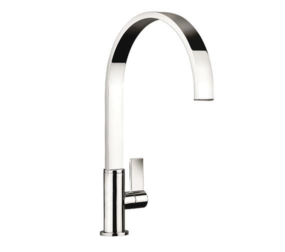 Rangemaster Aspire Single Lever Kitchen Sink Mixer Tap Chrome
