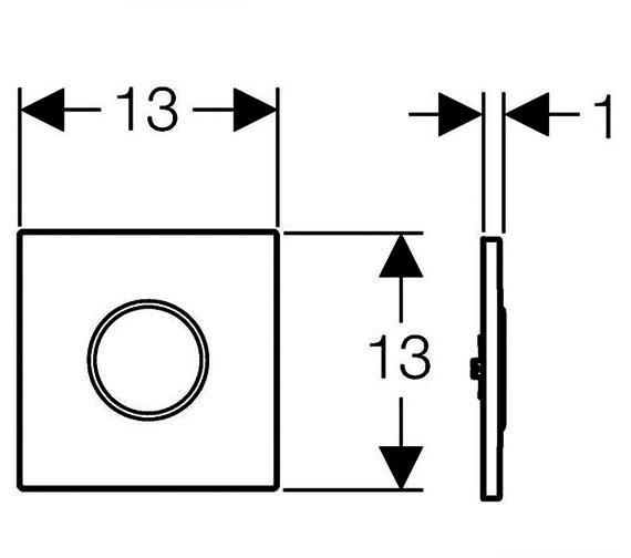 Technical drawing QS-V14012 / 116.035.KM.1