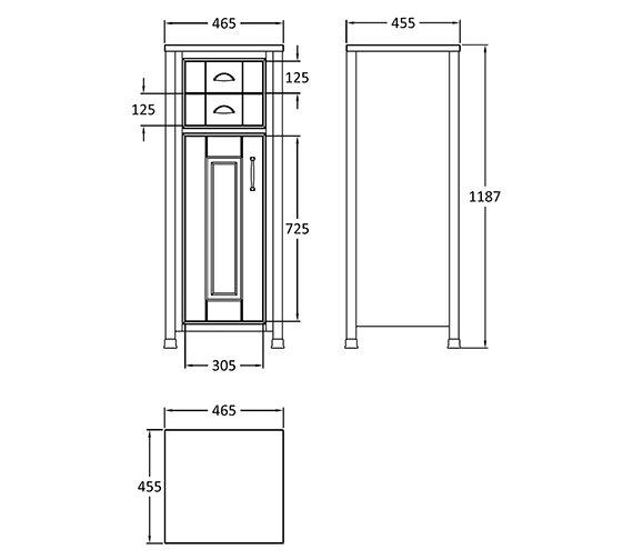 Technical drawing QS-V14339 / NLV262
