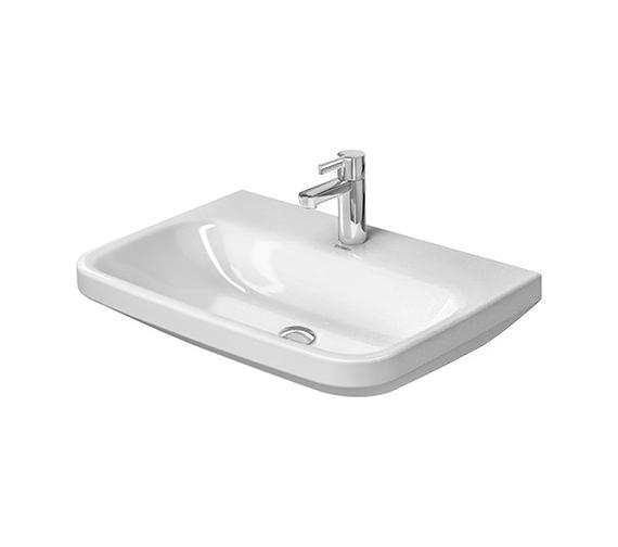 Duravit DuraStyle 650 x 440mm Washbasin Med - 2324650000