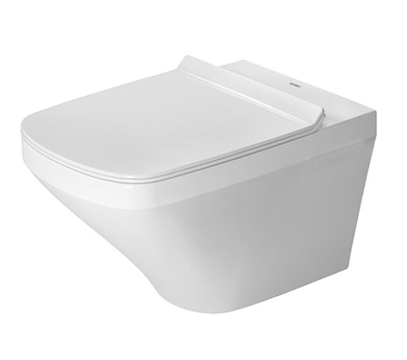 Duravit DuraStyle 370 x 540mm Wall Mounted Rimless Toilet - 2551090000