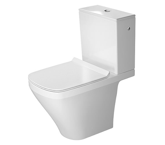 Duravit DuraStyle 630mm Close Coupled Toilet With Cistern And Seat