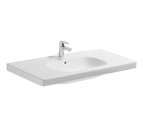 Duravit D-Code 850 x 480mm Furniture Basin Med - 03528500002
