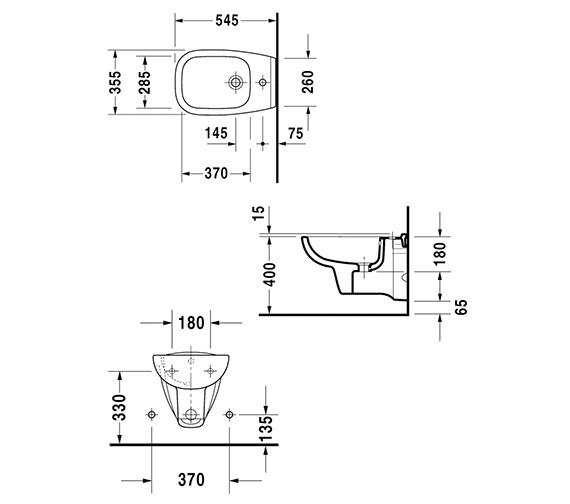 Technical drawing QS-V14496 / 22571500002