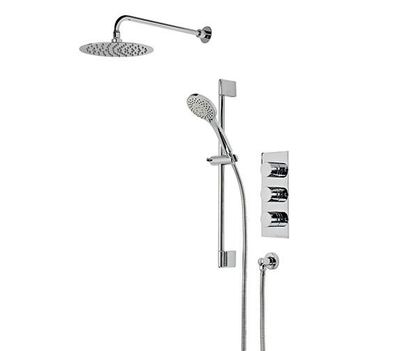 Roper Rhodes Insight Concealed Dual Function Shower Set - SVSET45