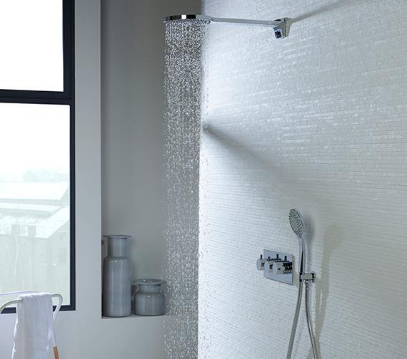 Roper Rhodes Storm Concealed Dual Function Shower Set - SVSET43