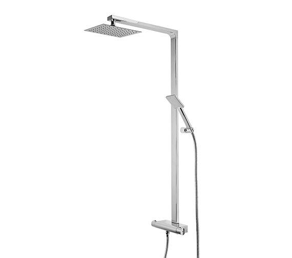Roper Rhodes Breeze Square Exposed 2 Function Diverter Shower Set - SVSET38