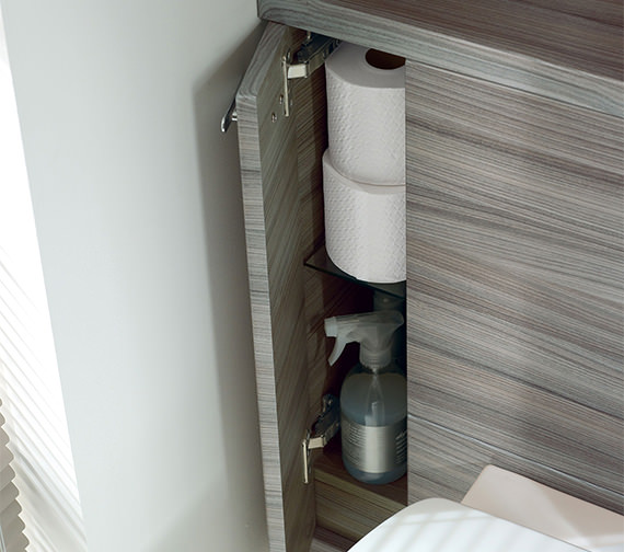 Ideal Standard Concept Space Wc Unit With Lh Storage