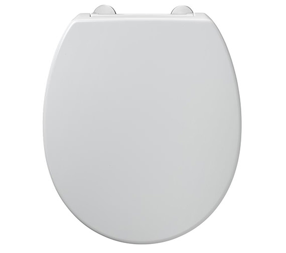 Armitage Shanks Contour Top Fix Standard Seat And Cover White