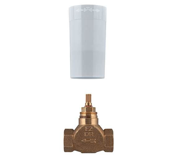 Grohe 1-2 Inch Concealed Stop Valve - 29800000