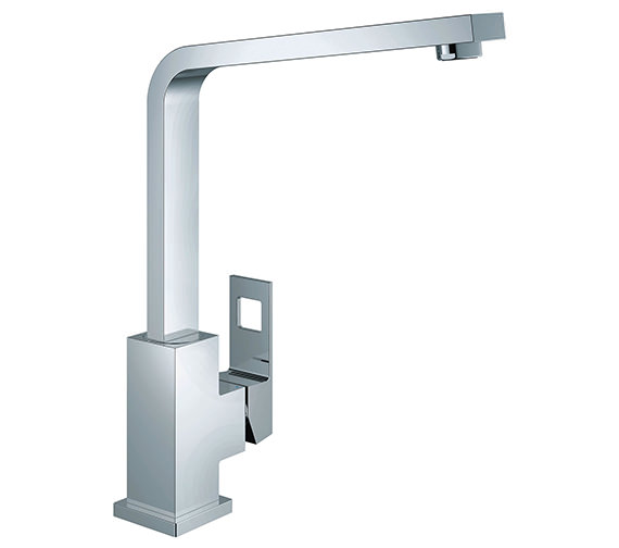 Grohe Eurocube 1-2 Inch Kitchen Sink Mixer Tap - 31255000