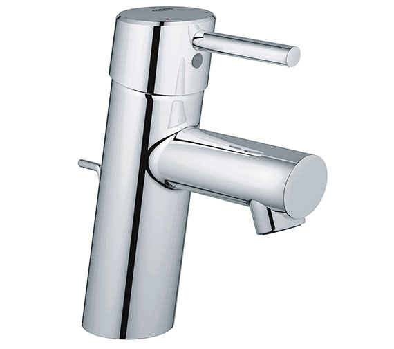 Grohe Concetto Monobloc 1-2 Inch Basin Mixer Tap With Pop Up Waste
