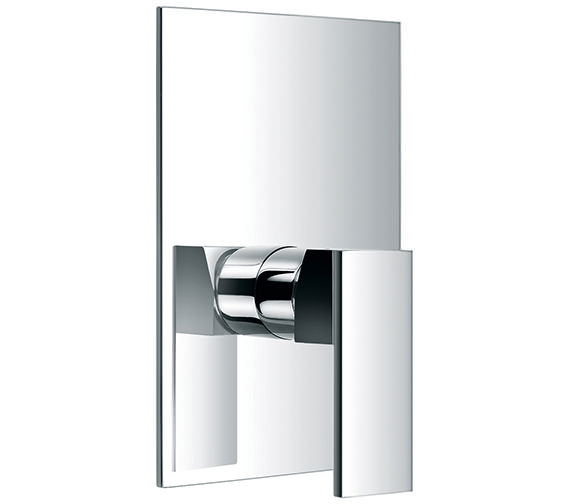 Pura Bloque Concealed Manual Shower Valve - With Or Without Diverter