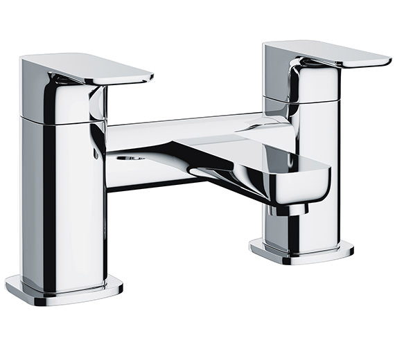 Pura Flite Deck Mounted Bath Filler Tap - FLBF