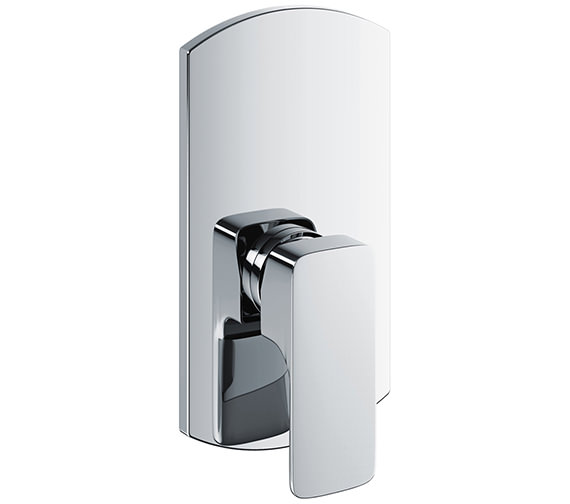Pura Flite Concealed Manual Shower Valve - With Or Without Diverter