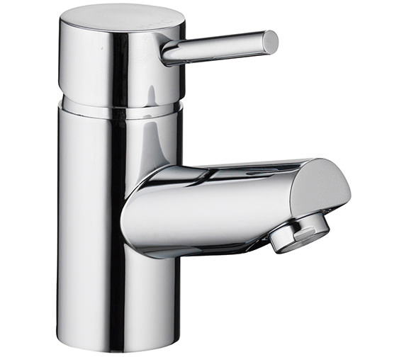 Additional image of Pura Xcite Single Lever Basin Mixer Tap With Clicker Waste