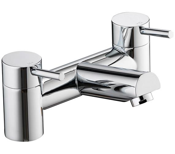 Pura Xcite Deck Mounted Bath Filler Tap - XCBF