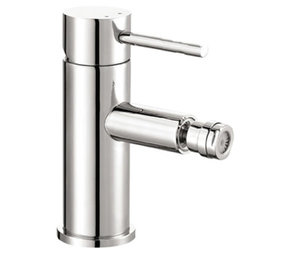 Pura Ivo Single Lever Bidet Mixer Tap With Clicker Waste - IVBID