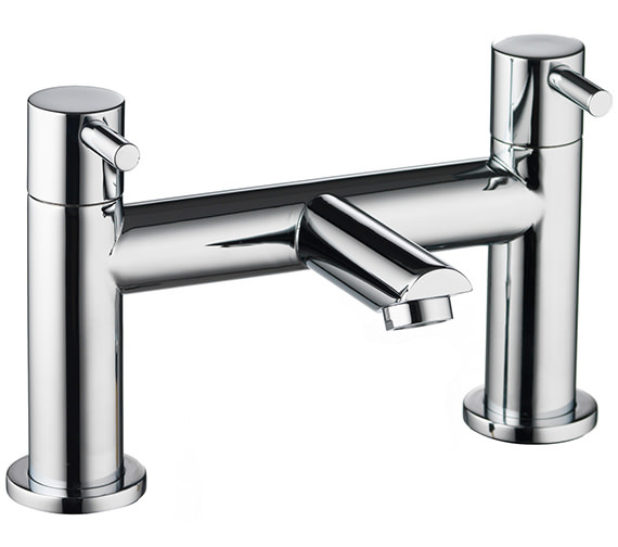 Pura Ivo Deck Mounted Bath Filler Tap - IVBF
