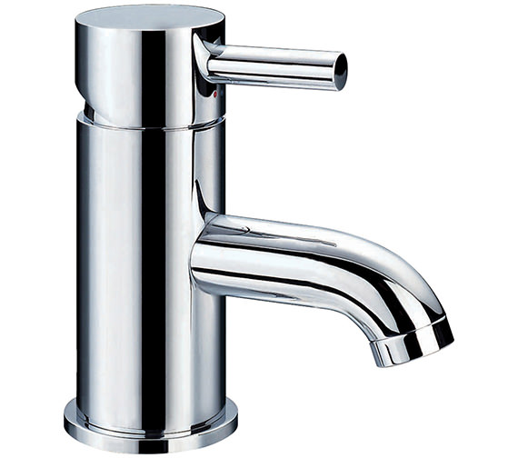 Additional image of Flova Levo Single Lever Basin Mixer Tap With Clicker Waste