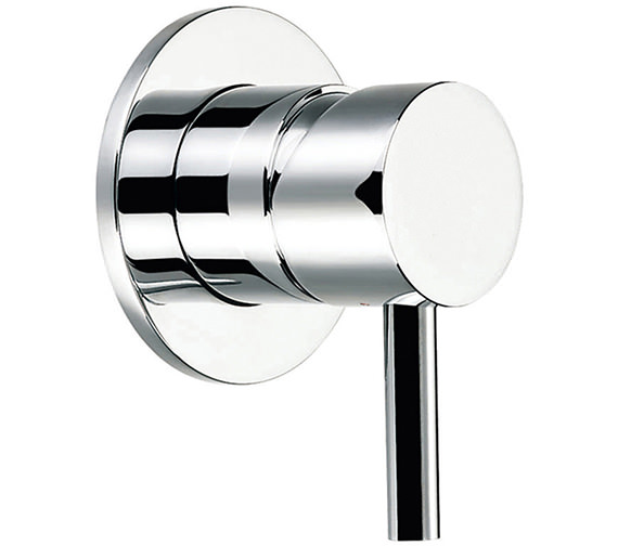 Flova Levo Concealed Manual Shower Valve With Small Cover Plate