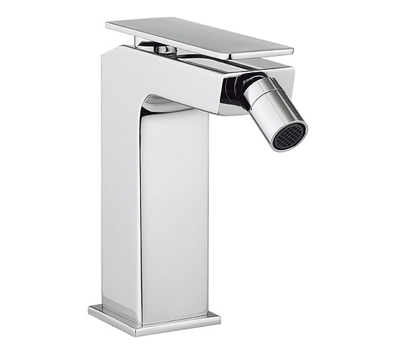 Crosswater Kelly Hoppen Zero 3 Monobloc Bidet Mixer Tap With Waste