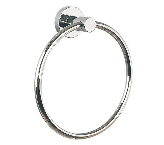 Miller Bond Chrome Finish Towel Ring - 8705C