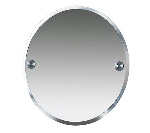 Miller Metro 450mm Round Mirror - 6300C-S