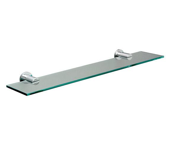 Miller Montana Clear Glass Shelf 500mm - 6702C
