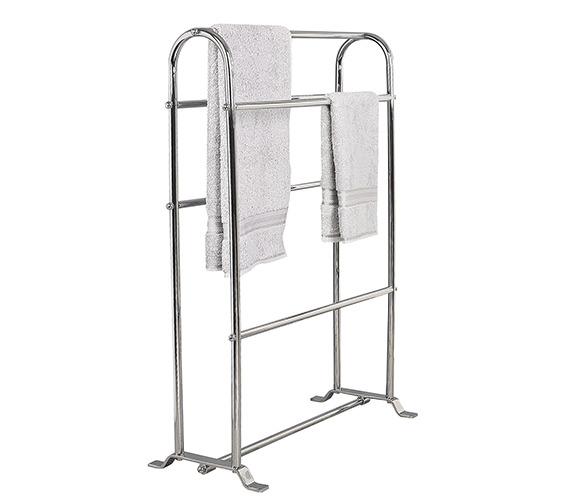 Miller Classic Free Standing Towel Horse - 646C