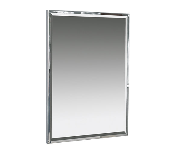 Miller Classic 500 x 700mm Framed Bevelled Mirror - 643C