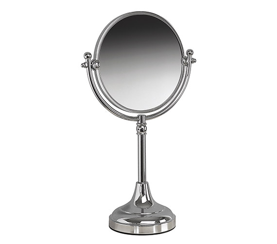 Miller Classic 190mm Round Magnifying Table Mirror - 682C