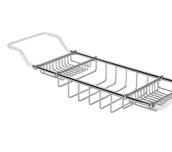 Miller Classic Bath Rack Chrome