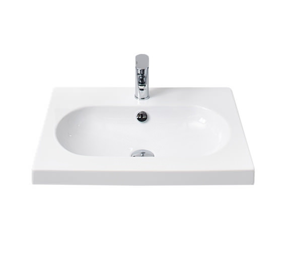 Miller Oval Bowl Ceramic Basin 600mm - More Sizes Available
