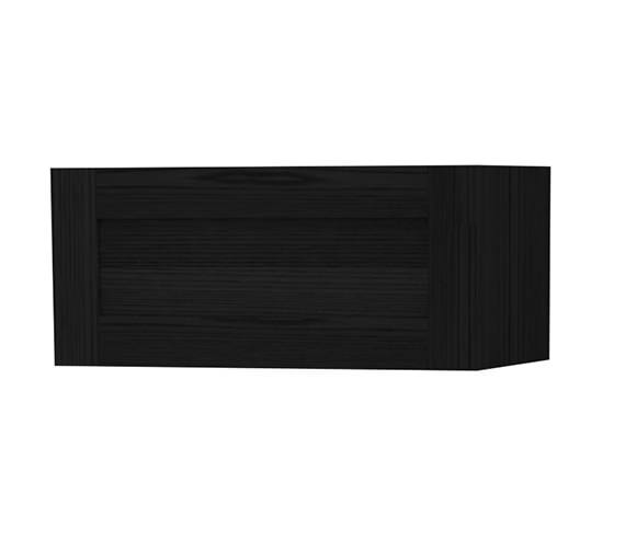Miller London Black Single Door Storage Cabinet 590 x 275mm