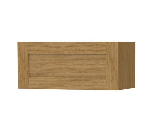 Miller London Oak Single Door Storage Cabinet 590 x 275mm