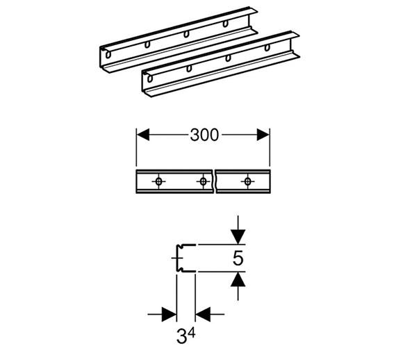 Technical drawing QS-V16057 / 111.878.00.1